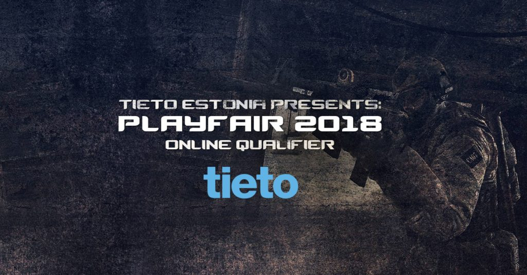 Tieto Estonia presents: PlayFair 2018 Online Qualifier